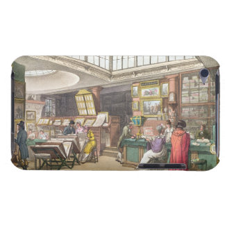 Interior from Ackermann's 'Repository of Arts, Lit iPod Touch Cover