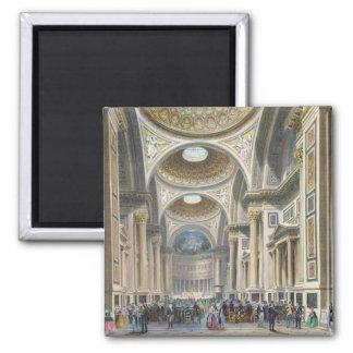 Interior of La Madeleine, Paris Magnet