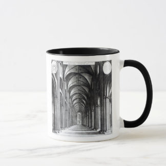 Interior of the Nave of St. Paul's, 1658 Mug