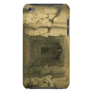 "Interior of the Temple of Abu Simbel, from ""Egypt iPod Touch Cases"