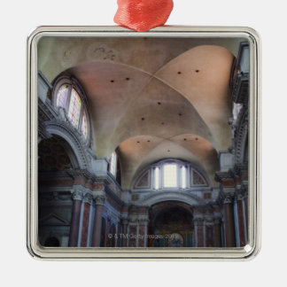 Interior view of Santa Maria degli Angeli in Christmas Ornament