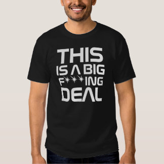 InterKnit Couture -  Biig F***king Deal Censored Tees