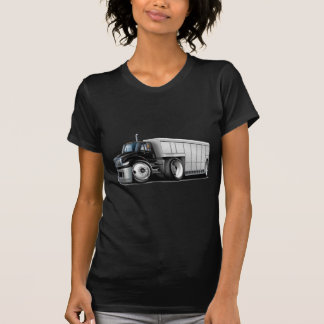 International Black-White Delivery Truck T-Shirt