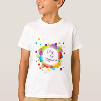 International Day of Happiness- Commemorative Day T-Shirt