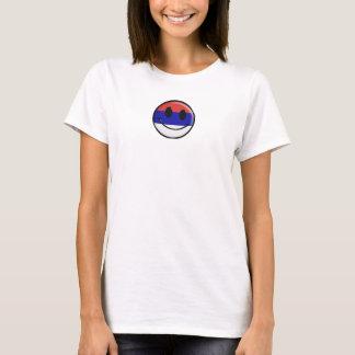 International - Serbia by SRF T-Shirt