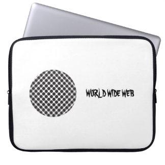 Internet Laptop Sleeve