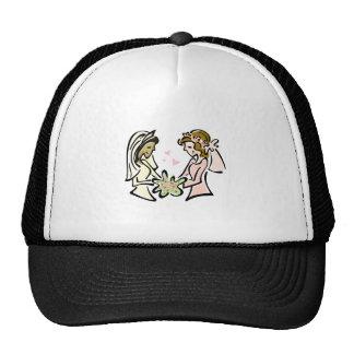 Interracial Lesbian Lovers Cap