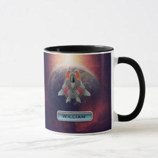 Interstellar Odyssey - The Fortitude Mug
