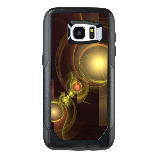 Intimate Connection Abstract Art OtterBox Samsung Galaxy S7 Edge Case