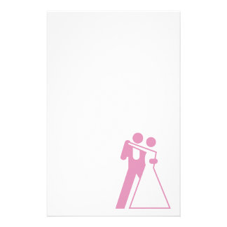 Int'l Sign for Bride & Groom Stationery