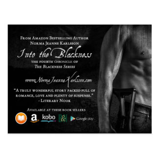 Into the Blackness Postcard