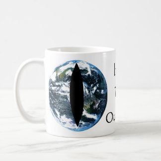 Into The Outdoors Coffee Mug
