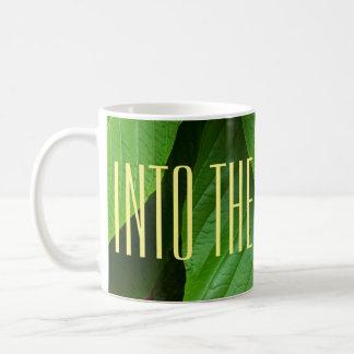 """""""INTO THE WILD"""" Tropical Mug"""