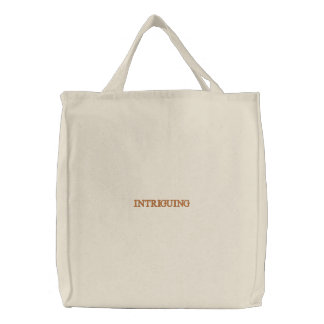 Intriguing tote bags