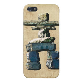 INUIT INUKSHUK Native American iPhone Case Case For iPhone 5/5S