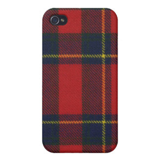 Inverness Modern Tartan iPhone 4 Case