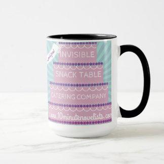 Invisible Snack Table Mug
