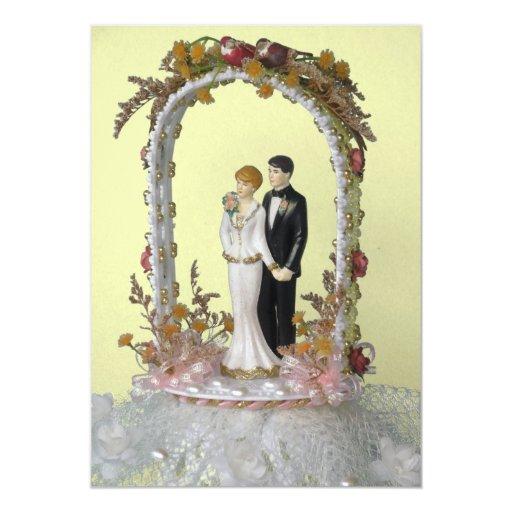 Invitacion de Aniversario  de bodas Invitaciones Personalizada