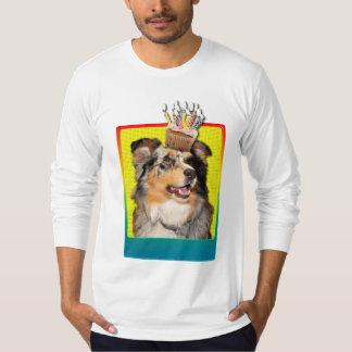 Invitation Cupcake - Australian Shepherd - Dustine T-Shirt