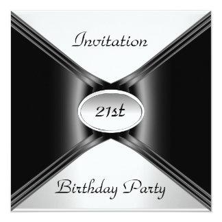 "Invitation Envelope Any Birthday 5.25"" Square Invitation Card"