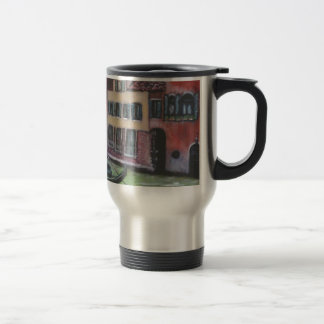 io e venezia stainless steel travel mug