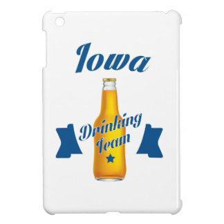 Iowa Drinking team iPad Mini Cover