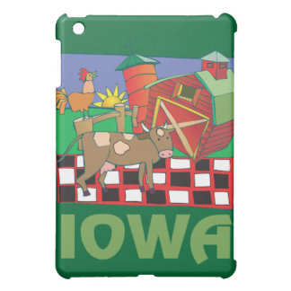Iowa Farm iPad Mini Cases
