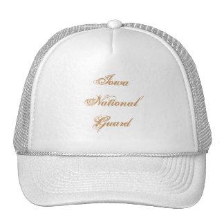 Iowa National Guard Trucker Hat