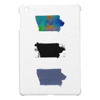 Iowa State Multicolor Design iPad Mini Cover
