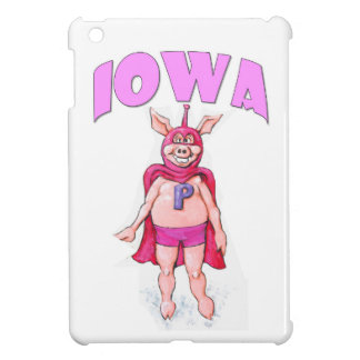 Iowa Super Pig iPad Mini Case