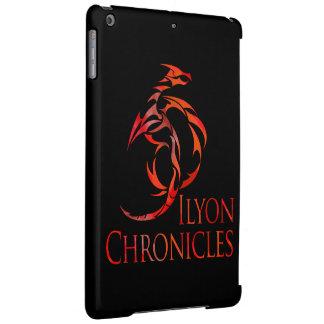 iPad Air Ilyon Chronicles Red Dragon Case