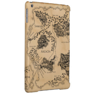 iPad Ilyon Chronicles Map Case