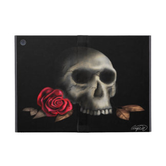 """Ipad mini & 2 cover """"deathly beautiful"""" by Angie Cases For iPad Mini"""