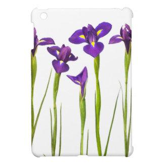 IPad Mini Case Glossy - Customised - irises, iris