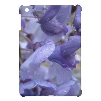 iPad Mini Case with Wisteria Flowers