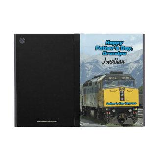 iPad Mini Folio Case, Happy Father's Day Grandpa Cases For iPad Mini