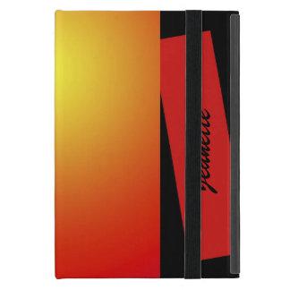 iPad Mini Folio Case, Wild Colors, Custom iPad Mini Covers