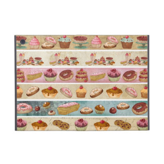 iPad Mini Sweet Desserts - Cupcakes Donuts Cakes Case For iPad Mini