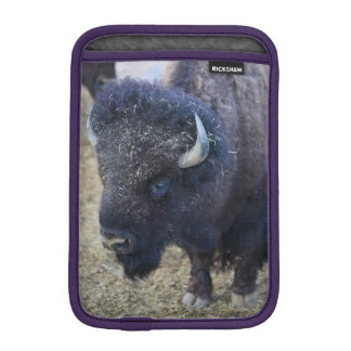 Ipad Mini Vertical Sleeve With Buffalo