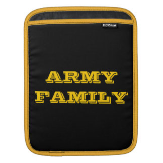 Ipad Sleeve Army Family