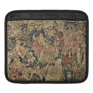 iPad Sleeve in Antique Tapestry Design