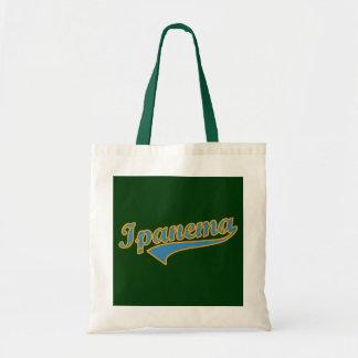 Ipanema, Rio Budget Tote Bag