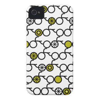 iPhone4 Case-Mate Simple Bicycles