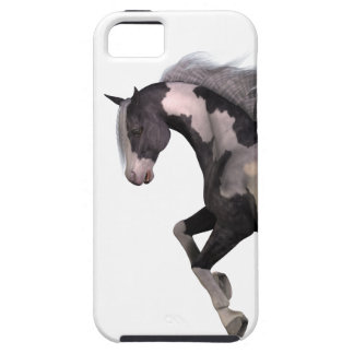 iPhone5 cover Case covering motive savage Horse