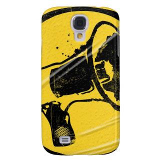iphone 3 Megaphone Yellow Case