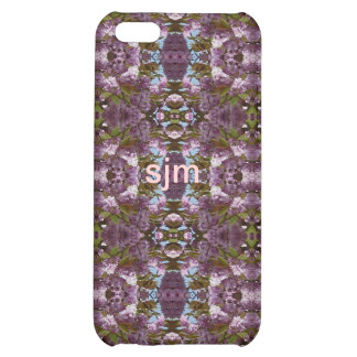 iPHONE 4/4S Speck Case - Mauve geometric pattern Case For iPhone 5C