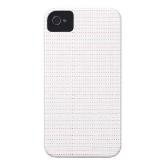 iPhone 4 Case Pink Dots