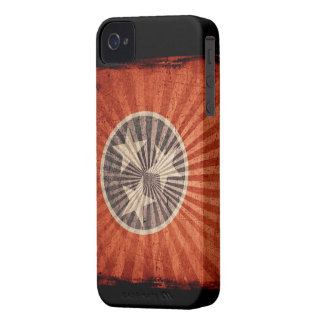 Iphone 4 Case with state flag of Tennessee