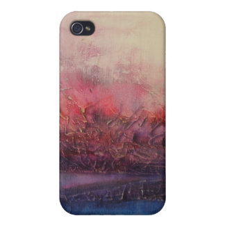 iPhone 4 speck case with Glowing Abstract Covers For iPhone 4