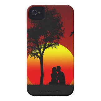 iPhone 4 Summer Lovers case iPhone 4 Case